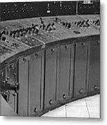 Command Central Metal Print