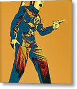 Commando Cody 1 Metal Print