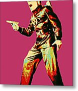 Commando Cody 4 Metal Print