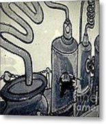Commercial Wall Metal Print