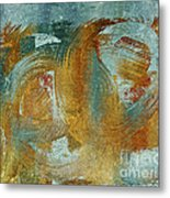 Composix 02a - V1t27b Metal Print by Variance Collections