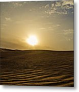 Compound Of Peace Metal Print