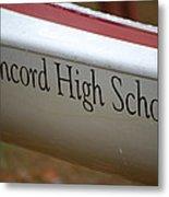 Concord High School Metal Print