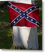 Confederate Grave   #2823 Metal Print