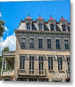 Charleston Confederate Home Metal Print
