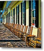 Congress Hall Rockers Metal Print