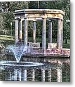 Congress Park Metal Print