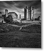 Conisbrough Castle Doncaster Metal Print