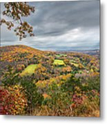 Connecticut Country Metal Print