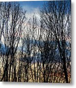 Connecticut Sunset 3 Metal Print