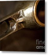 Connecting Rods Indian Scout Racer Metal Print