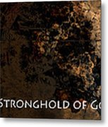 Connor - Stronghold Of God Metal Print