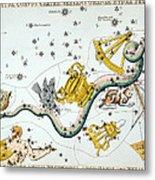 Constellation: Hydra Metal Print