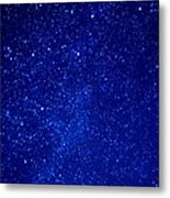 Constellation Cassiopeia  Metal Print