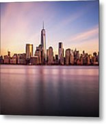 Containment Metal Print