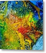 Contempo Eight Metal Print