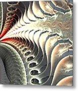 Continuity Metal Print