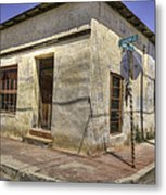 Convent And Simpson Metal Print