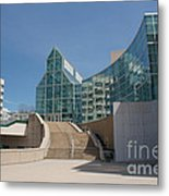 Convention Center Knoxville Tn Metal Print