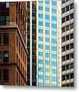 Convergence Metal Print by Mick Burkey