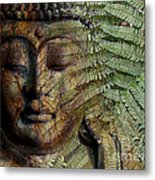 Convergence Of Thought Metal Print