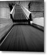 Conveyor 2 Metal Print