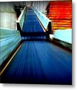 Conveyor Metal Print