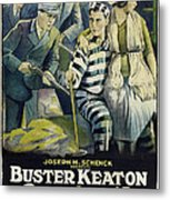 Convict 13 1920 Metal Print