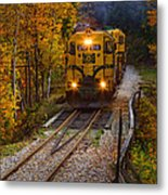 Conway Scenic Railway Metal Print