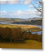 Conwy River Metal Print