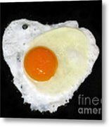Cooking With Love Series. Breakfast For The Loved One Metal Print