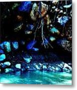 Coal Creek Dixie National Forest Utah Metal Print