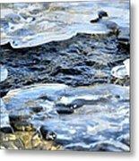 Cool Waters Metal Print