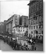 Coolidge Inauguration, 1925 Metal Print