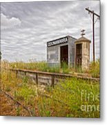 Coonawarra Station South Australia Metal Print