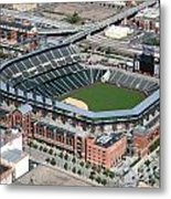 Coors Field Denver Metal Print