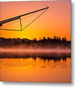 Coos Bay Sunrise II Metal Print