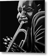 Cootie Williams Metal Print