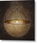 Copernicus Metal Print