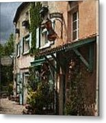 Copper Sales Store Durfort France Metal Print