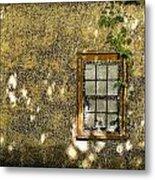 Coquina Door And Window Db Metal Print