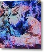 Coral Heaven Metal Print