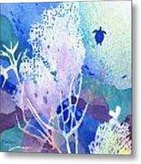 Coral Reef Dreams 5 Metal Print
