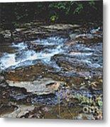 Corbett's Glen Rapids Metal Print