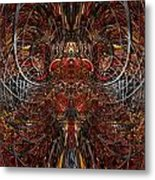 Core Of The King Fx  Metal Print