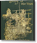 Coridons Song And Other Verses Metal Print