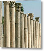 Corinthian Columns In Turkey Metal Print