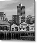 Cork City Metal Print