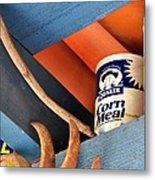 Corn Meal And Ritz 31906 Metal Print