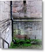 corner in Otterburg Metal Print